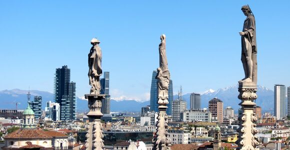 Milan: Skip-the-Line Tour of the Duomo and Terraces