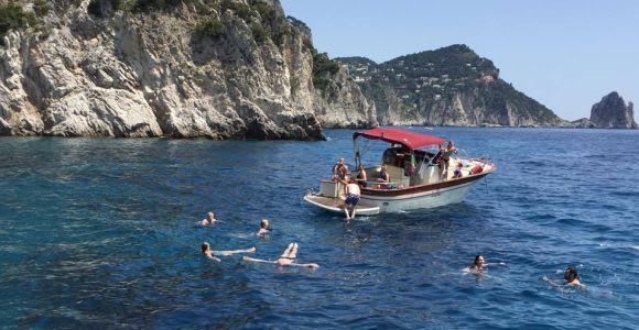 Capri Full-Day Boat Tour from Sorrento