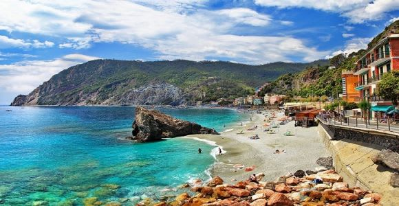From Montecatini Terme: Small Group Tour to Cinque Terre