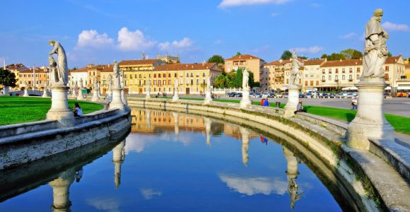 Padua: 2 horas guiada privada Walking Tour