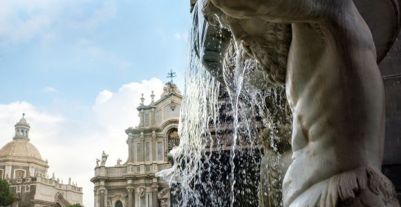 Catania 2-Hour Private Walking Tour