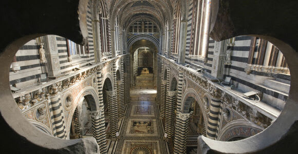 Siena Duomo Complex: Fast Pass Entrance Ticket