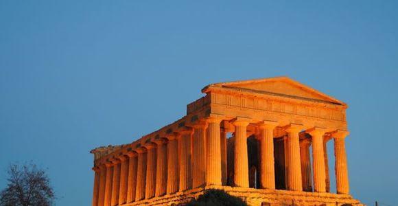 Agrigento e Valle dei Templi: tour di 1 giorno da Palermo