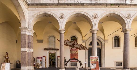 Rome: Leonardo da Vinci Exhibition Entrance Ticket