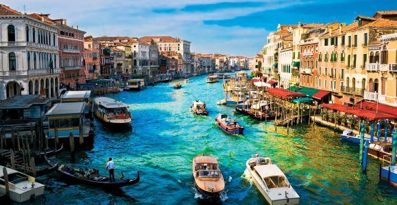 Venise: excursion d'une journée au départ de Bergame
