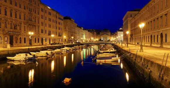 Trieste: 2.5-Hour Private Walking Tour w/ a Local Guide