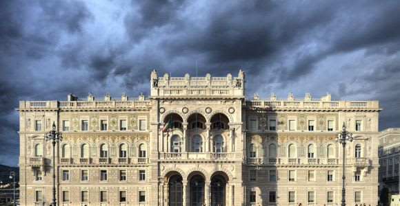 Trieste: Habsburg History Private Walking Tour