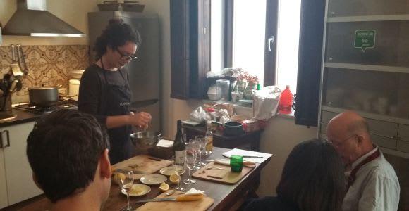 Palermo: lezione di cucina e tour del mercato