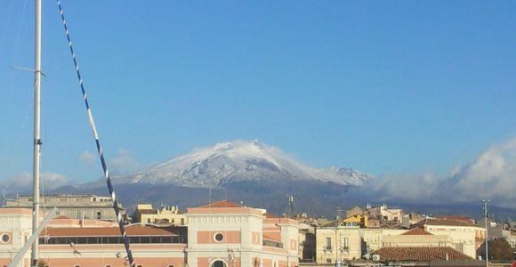 Full-Day Etna and Taormina Combination Tour