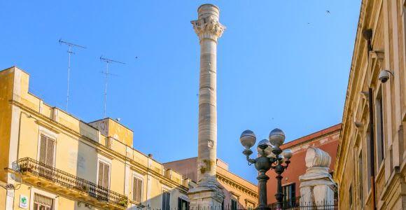 Brindisi: Guided Tour to the Roman Port