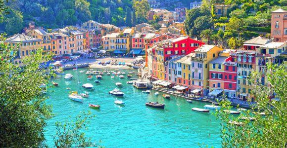From Genoa: Full-Day Tour of Genoa and Portofino