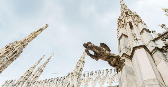Skip-the-Line Milan Duomo Tour and Optional Rooftop Tour