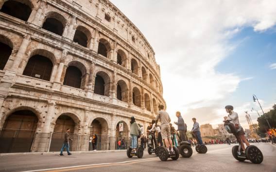 Roma: tour in Segway dal Colosseo alla Fontana di Trevi