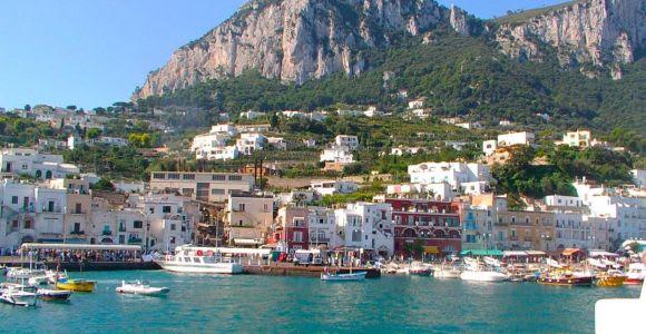 Capri Island Full Day Trip from Sorrento & Boat Ride