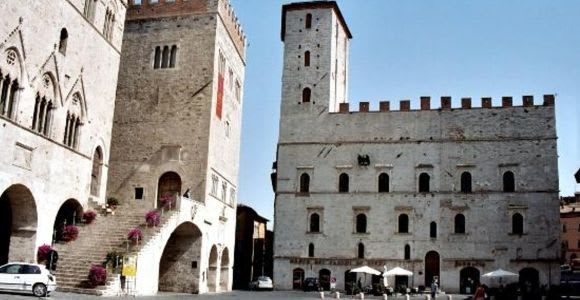 Todi: 2-Hour Private Walking Tour