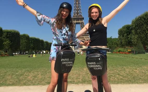 Paris Highlights 2.5-Hour Segway Tour