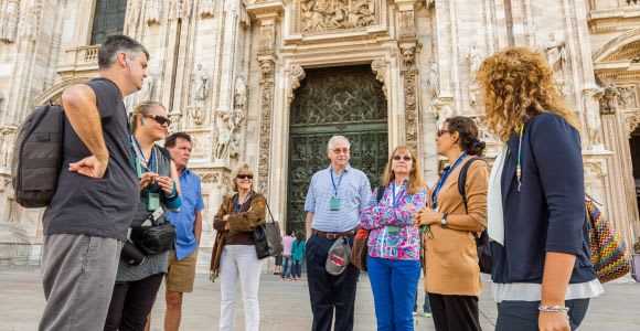 Milan City Tour and La Scala Museum