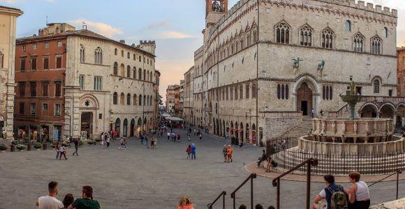 Perugia 2–Hour Small Group Walking Tour