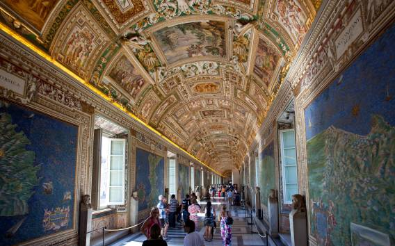 Vatican City: Best of the Vatican Small Group Tour