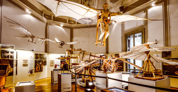 Leonardo3 - The World of Leonardo Museum Entrance Ticket