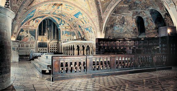Assisi: Basilica of Saint Francis Tour