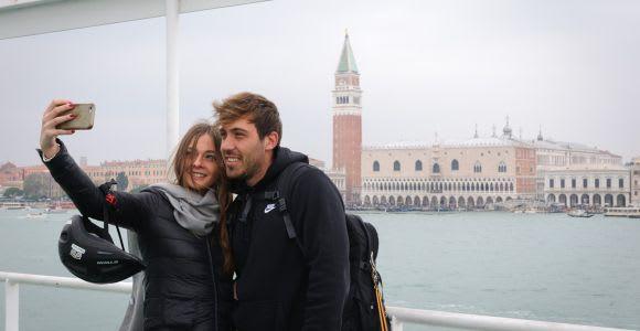 Venice: Lido Half-Day Small-Group Bike Tour