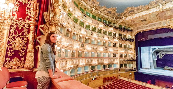 La Fenice: Morning Entry Ticket with Audio Guide