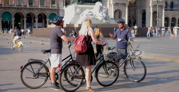 Milan: 3-Hour Private Bike Tour