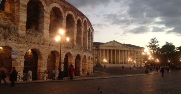 Verona: Private 2-Hour Walking Tour
