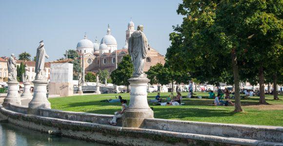 Padua: Tour privado con la Iglesia de los Ermitaños y el Baptisterio