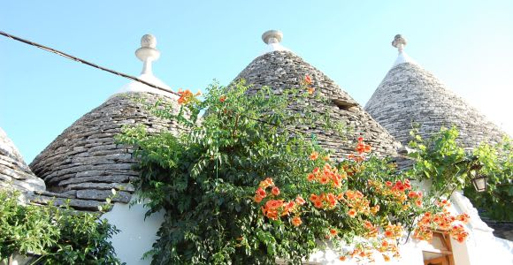 Alberobello: recorrido a pie de 1,5 horas
