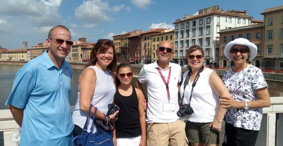 Pisa: 2-Hour Walking Tour