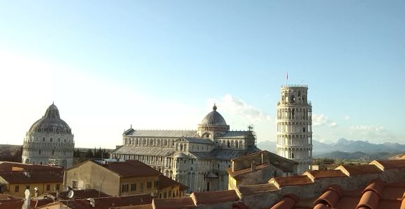 Pisa: 2-Hour Guided Tour w/ Leaning Tower & Cathedral