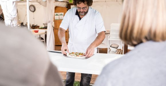 Roma: 4 ore Combo Pizza e Pasta Cooking Class