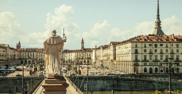 Tour privato e cena degustazione nel centro di Torino