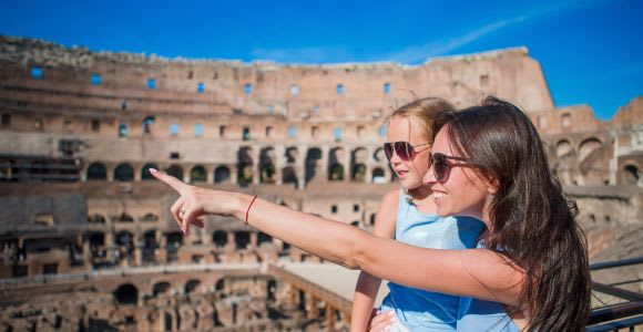 Coliseo: tour guiado sin colas de 1 hora