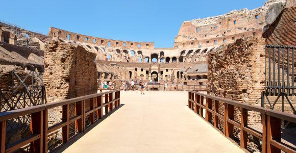Rome: visite guidée privilégiée de l'arène du Colisée