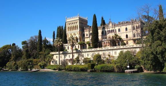Lake Garda: 4-Hour Boat Cruise to Isola del Garda & Salò