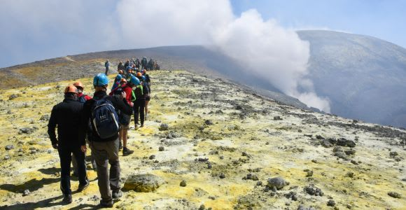 Mount Etna Summit and Crater Trek