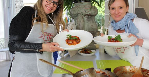 Taormina: Sicilian Cooking Class & Market Tour