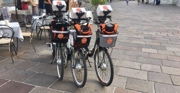 Lake Como 3-Hour Tour by Electric Bike