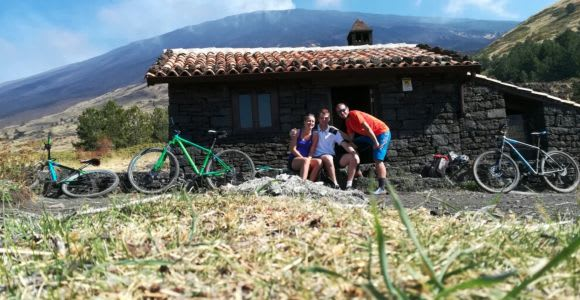 Catania: Full Circuit of Etna in MTB