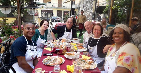 Taormina: Half-Day Pizza Making Class