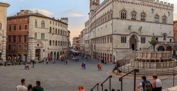 Perugia: tour guiado privado de 2,5 horas