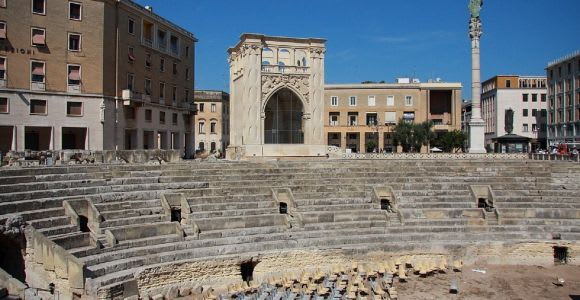 Lecce: Walking Tour