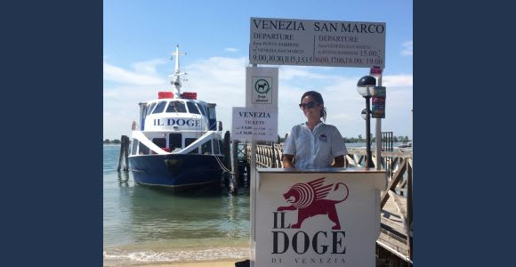Punta Sabbioni to Venice Round-Trip Boat Ticket