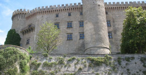 Bracciano: Half-Day Odescalchi Castle & Town Tour with Lunch