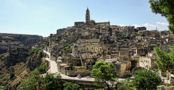 Bari: Matera Day Trip