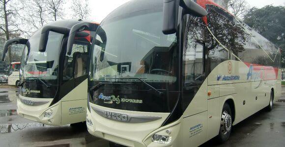 Milan: Bergamo Airport Transfer