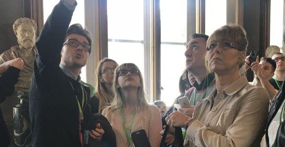 Uffizien: Ohne Anstehen geführte Galerie-Tour